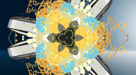 Joshua Davis Kaleidoscope