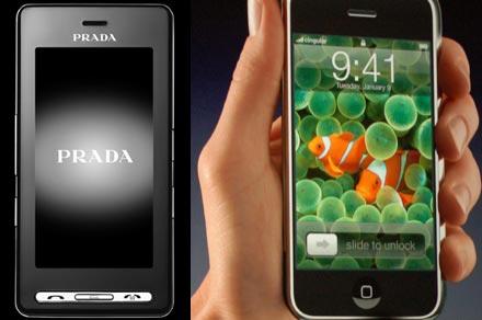 Prada LG iPhone